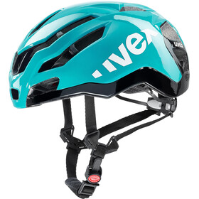 UVEX Race 9 Casco, blue